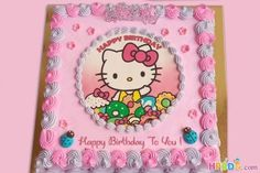 Pink Heart Birthday Cake Of Name Generator Happy Birthday Cakes For Women, Heart Birthday Cake, Cartoon Birthday Cake, Hello Kitty Birthday Cake, Birthday Cake With Photo, Birthday Cake Girls, Beautiful Birthday Cake Images, Cake Name, Daughter Birthday