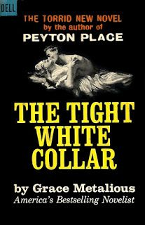 See all my book reviews at JetBlackDragonfly.blogspot.ca : The Tight White Collar by Grace Metalious