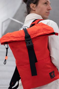 Xeron 15 - the high-end daypack that is a tribute to our MAMMUT heritage. Unique details and a distinctive design characterize the products in the Xeron range. Outdoor Gear, Range, Unique, Design, Products, Fashion, Moda, Cookers, Fashion Styles