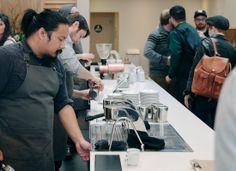 Specialty Coffee by Daniel Chae - Exposure, minim, John Ermacoff, jepy, coffee, espresso machine, design, Saint Frank, San Francisco