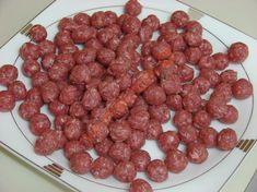 Lebeniye Çorbası Tarifi Yapılış Aşaması 5/16 Sausage, Raspberry, Fruit, Vegetables, Ethnic Recipes, Meat, Food, Bulgur, Sausages