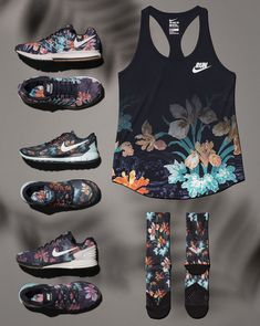 Nike Photosynthesis Pack | Summer (and Running) Bloom