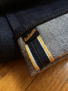 Civilianaire Japanese Selvedge Denims