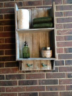 Sweet Southern Charm Reclaimed wood bathroom by DelHutsonDesigns