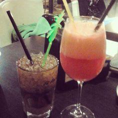Cocktails di frutta