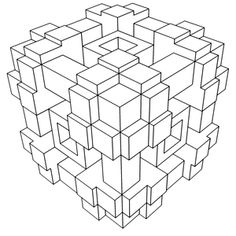Kleurplaat Boxy_geometry_coloring_pages.jpg