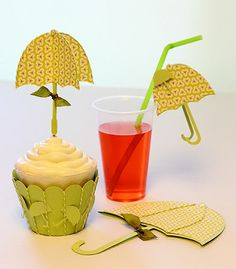 Tablescapes Spring and Summer Cricut Cartridge Project Idea 1