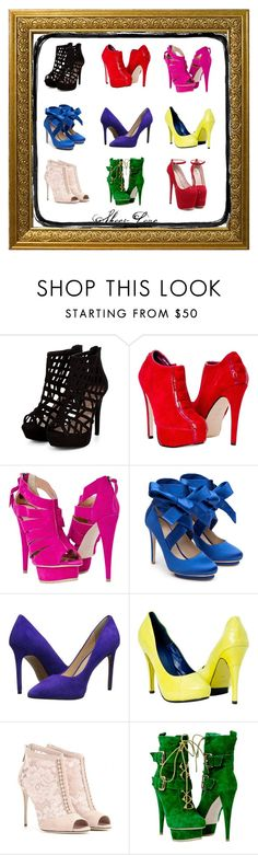 """""""Shoes"""" by adnan-salkic-294 ❤ liked on Polyvore featuring Liam Fahy, Jessica Simpson, Dolce&Gabbana, women's clothing, women's fashion, women, female, woman, misses and juniors"""