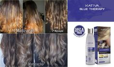 Kativa Blue Therapy Silver Shampoo Ο τύπος του βασίζεται στη συμπληρωματικότητα του χρωμίου. Δηλαδή, μικροί παράγοντες αποχρώσεων αντίθετοι με εκείνους των μαλλιών χρησιμοποιούνται για να εξουδετερώσουν το χρώμα τους. Σε αυτή την περίπτωση για να αποφύγουμε τους κιτρινωπούς και ελαφρώς πορτοκαλί τόνους των μαλλιών, χρησιμοποιούμε βιολετί και μπλε στοιχεία, τα οποία επιστρέφουν και ενισχύουν το αρχικό χρώμα των μαλλιών, χωρίς να χάνουν την ένταση τους με την πάροδο του χρόνου.