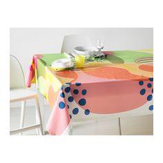 GLÄNTA Tablecloth   IKEA   DIY   KIDS   Pinterest   Tablecloths, Boys And  Yellow Table