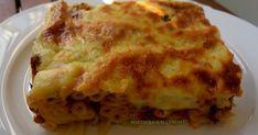 Ελληνικές συνταγές για νόστιμο, υγιεινό και οικονομικό φαγητό. Δοκιμάστε τες όλες Cookbook Recipes, Cooking Recipes, Greek Recipes, Lasagna, Quiche, Macaroni And Cheese, Recipies, Pasta, Sweets