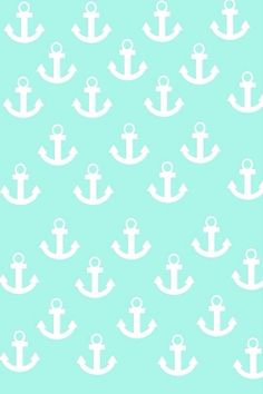Anchor mint green