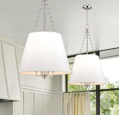 Hudson Valley Lighting Love This Pendant In Polished Nickel Very Clean Lights Pinterest And Kitchen Pendants
