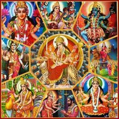 Amba... Durga...