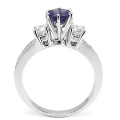 LOVE this Tanzanite gemstone ring!!!!!