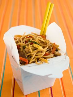 Everything Lo Mein