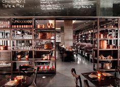 Vamos para Nova York - Restaurantes badalados, restaurantes da moda- Restaurants list -
