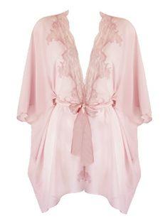 Fleur of England - Rose Kimono...silk, long?