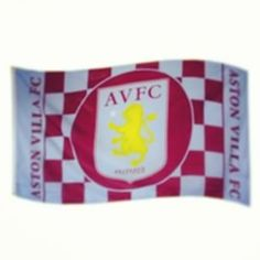 Aston Villa Flag EverythingEnglish.com is your USA Source for Authentic Aston Villa Soccer Merchandise Officially Licensed. Imported from the UK - Ships FREE from the USA. Quality guaranteed  EverythingEnglish.com #AVFC  #AstonVillaFC #AstonVilla #Villa #VillaPark #Villans #Lions #FightLikeLions #CaretBlueArmy #BarclaysPremierLeague #BPL #EnglishPremierLeague #EPL #Football #SoccerGear #EverythingEnglish