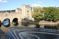 Die Pulteney Bridge in Bath und weitere Tipps für einen Südengland Roadtrip.