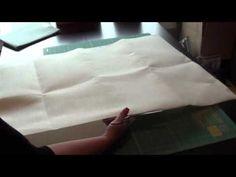 Julie's Cross Stitch Tips - Standard Fabric Sizes