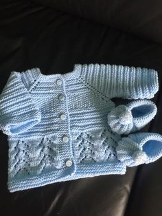 Free Knitted Baby Sweater Patterns