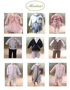 Miniclasix for babies 3-24 months