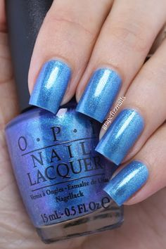 OPI I Sea You Wear OPI, New Brights 2015 Collection