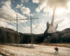 Atelliê Fotografia | FotoPoesia: A fábrica de ideias de Erik Johansson