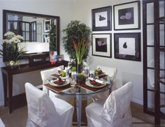 Modern Dining-rooms from Troy Beasley on HGTV