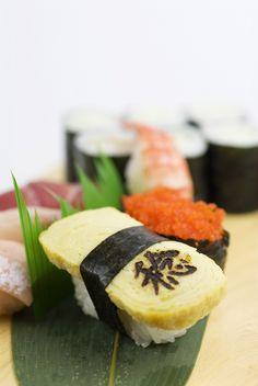 Assortment of Sushi. #japanesefood #sushi #寿司