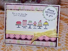 FS424, ~Happy Birthday Ivy~ by heartsong47 - Cards and Paper Crafts at Splitcoaststampers