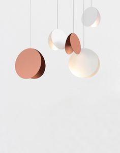 North Pendant light ideasgn by Studio Besau Marguerre 4 - All For Decoration Interior Lighting, Home Lighting, Modern Lighting, Lighting Design, Pendant Lighting, Lighting Stores, Modern Lamps, Industrial Lighting, Lighting Ideas