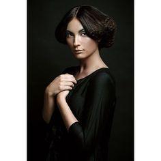 Home is Where Your Heart Aches   Photographer: Photögraphy.com Stylist/Hair/Makeup: Katrin Burtscher Model: Sarah Schenk by darkbeautymag