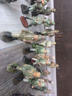 Seltene Militär Massefiguren Soldaten Elastolin Lineol Germany Armee   eBay