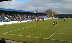 Deva Stadium (Chester Football Club)
