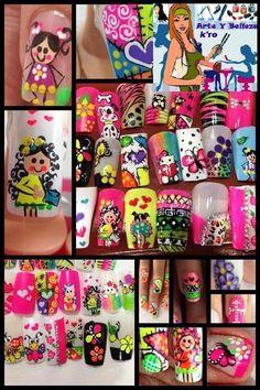 Arte y color en tus uñas