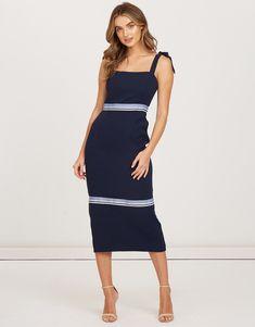 Jyamie Stripe Dress