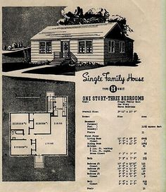 1940s minimal traditional home