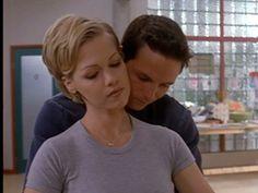 Still of Jennie Garth and Jason Wiles in Beverly Hills, 90210 (1990)