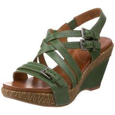 Naya Women's Maize Wedge Sandal