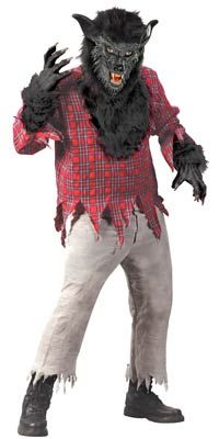 Teen Wolf Traje - disfraces de Halloween