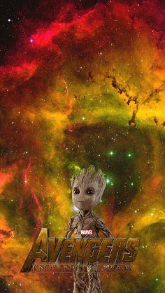 Baby Groot (Infinity War) by Jacobseesaliens on DeviantArt