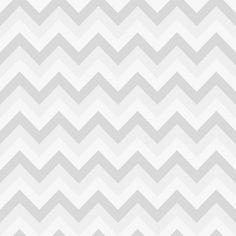 Papel de parede Chevron Candy Cinza 005