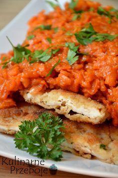 Piersi z kurczaka w warzywach a'la ryba po grecku - KulinarnePrzeboje.pl