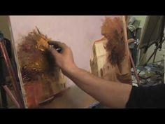 Peindre de Venise. Peindre paysage urbain. Didacticiel vidéo complet sur le peinture à l'huile. - YouTube