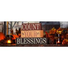 Shop Fall Decorations & Harvest Decor | Kirkland's