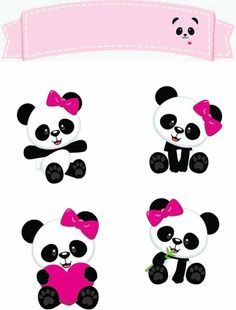 Panda Birthday Cakes for Girls - Bing images Panda Themed Party, Panda Party, Panda Bebe, Cute Panda, Panda Birthday Cake, Bolo Panda, Panda Baby Showers, Panda Decorations, Panda Drawing