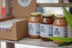 Go Nuts - Produits alimentaires naturels, sains et bio