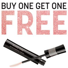 Buy one Lash Love Lengthening Mascara in black and get a brown one for FREE! https://www.facebook.com/AJungMaryKay